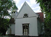 Egersund church