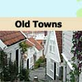 click for more info on the old towns