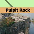 click for more info on Pulpit Rock