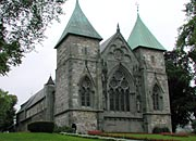 Stavanger Domkirke - one of the venues