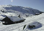 Sunshine, snow and cosy cottages