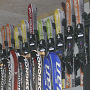 alpine skis for rent